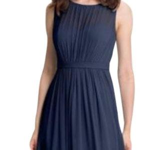 Jenny Yoo Vivienne Dress Evening Blue Size 4